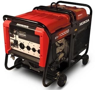 Generator Price for Petrol & Diesel of Firman Honda Mikano