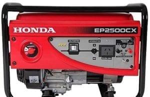Honda EP2500CX - Honda Generator Price