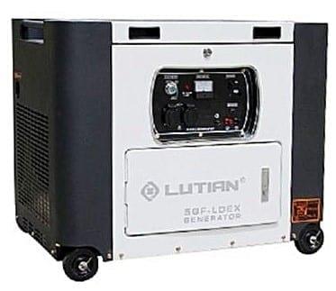 Lutian Generator 5DF-LDEX Diesel Generator