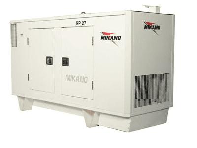 Mikano Generator (Soundproof)