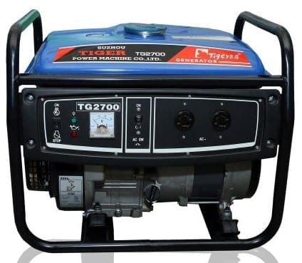 Tiger Generators - TG2700