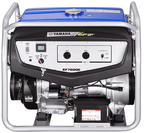 Yamaha Generator EF7200E