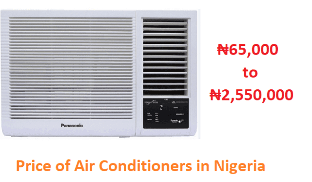 Air Conditioners Prices In Nigeria Ac Prices Nigeria