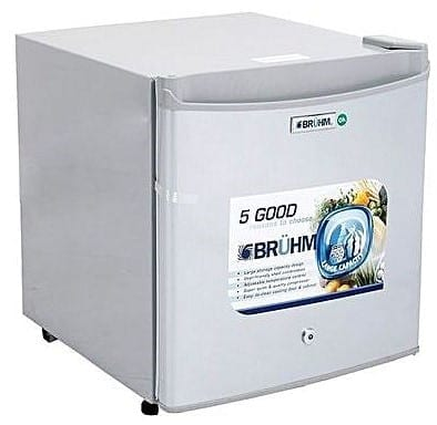 Bruhm Compact Refrigerator - Mini Fridge