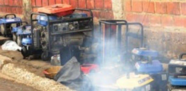 Generator Fumes are Dangerous and Kills