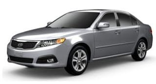 Kia Optima 2009 Midsize Sedan Specs Prices