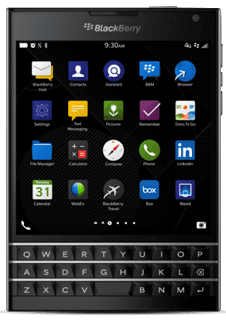 BlackBerry Passport - BlackBerry Phones Image
