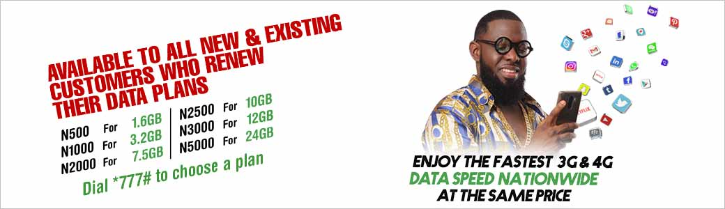 Glo Data Plan 2017