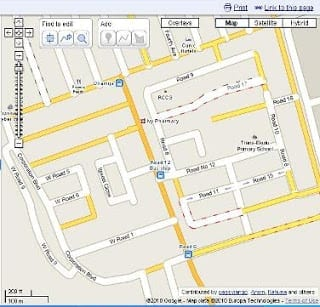 Google Map Maker Nigeria