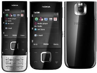Nokia 5330 Mobile TV Edition multiple views