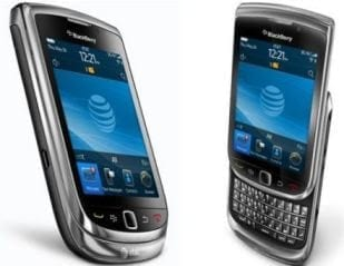 BlackBerry Torch 9800 Smartphones Price Specs