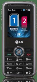 LG GX200 dual-SIM phone