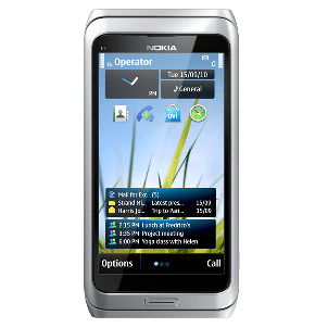 Nokia E7 phone for business