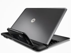 Motorola Atrix 4G Netbook dock