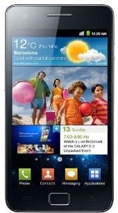 Samsung Galaxy S II I9100 Review Price Specs