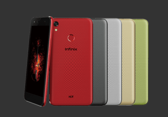 Cheap Android Phones - Infinix Hot 5