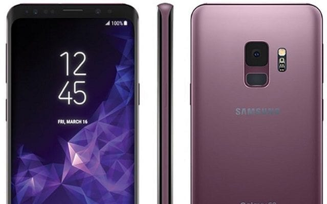 Best Android Phones 2019 - Samsung Galaxy S9