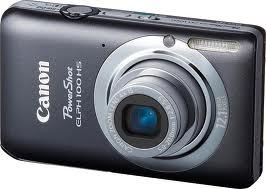 Canon PowerShot ELPH 100 HS Camera