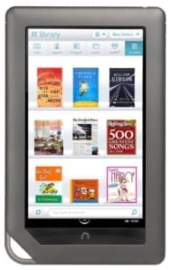 Barnes and Noble Nook Color Reader