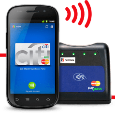 Google Wallet – Pays via NFC Turns phone to a wallet