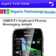 Nigeria Technology Guide app screenshot
