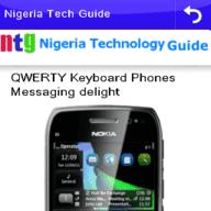 Nigeria Technology Guide app screenshot