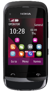 Nokia C2-02 Specs & Price – C2 Touch and Type