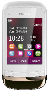 Nokia C2-03 Touch N Type Dual SIM Phone Specs & Price