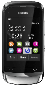 Nokia C2-06 Specs & Price Touch N Type Dual SIM Phone