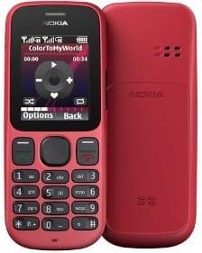 Nokia 101 dual-SIM phone