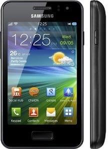 Samsung Wave M S7250 Specs & Price Bada mid-range Smartphone