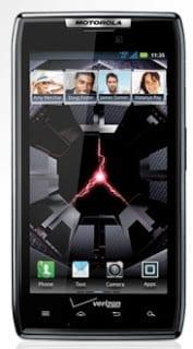 Motorola Razr & Razr Droid