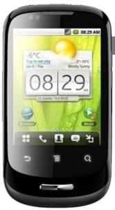 Etisalat Gaga Smartphone Huawei U8180