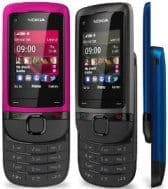 Nokia C2-05 Slide Phone