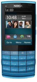 Nokia X3 Touch and Type - feature phones