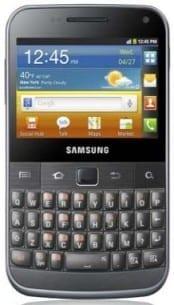 Samsung Galaxy M Pro B7800 Smartphone Specs
