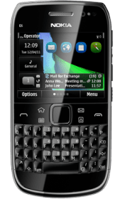Nokia E6 for business
