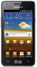 Samsung Galaxy R a stripped down Galaxy S II