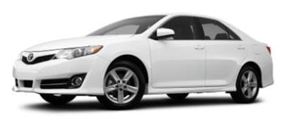 2012 Toyota Camry Mid-size Car