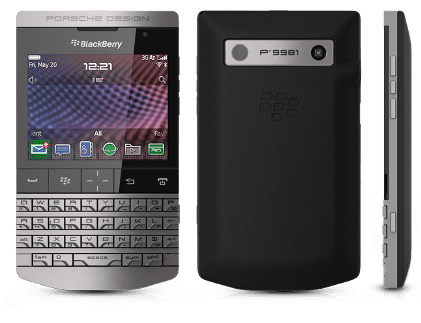 BlackBerry Porsche Design P9981 Specs & Price