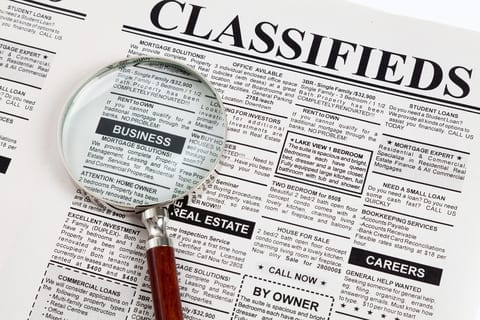 Classified Ads - Classifieds