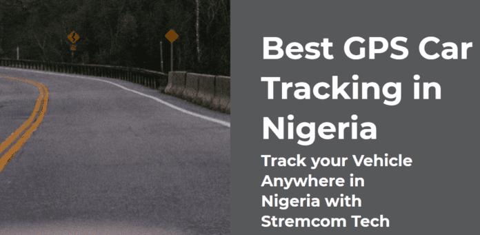 Stremcom Tech Car Tracking