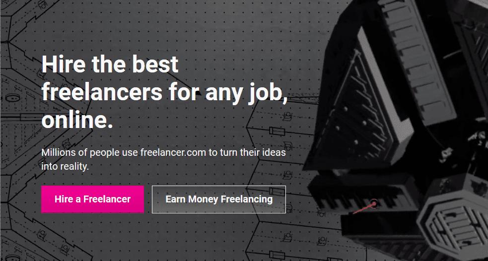 Freelancer Marketplace
