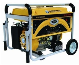 Thermcool Big Boy Generator Remote with ATS 4400Rs 4.4KVA Prices