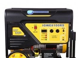 Thermocool Igwe Generator 8100Rs Generator