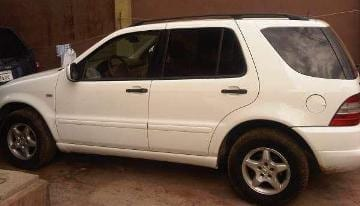 2001 Mercedes Benz M Class SUV For Sale at NaijaTechGuide Auto Trader