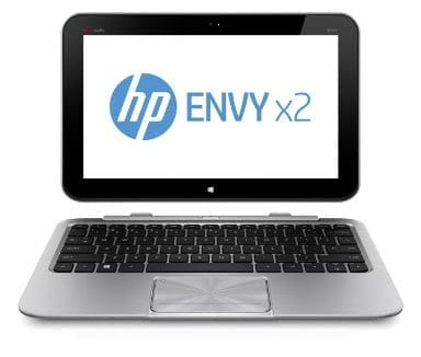 HP Envy X2 Hybrid PC – Tablet and Laptop