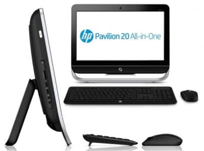 HP Pavilion 20 all-in-one Desktop
