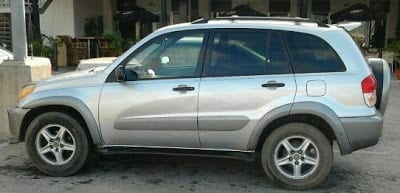 Used Toyota RAV4 for Sale in Nigeria