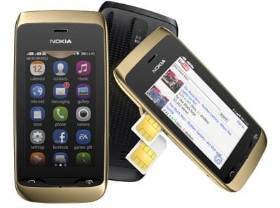 Nokia Asha 308 Dual-SIM Phone Specs Prices